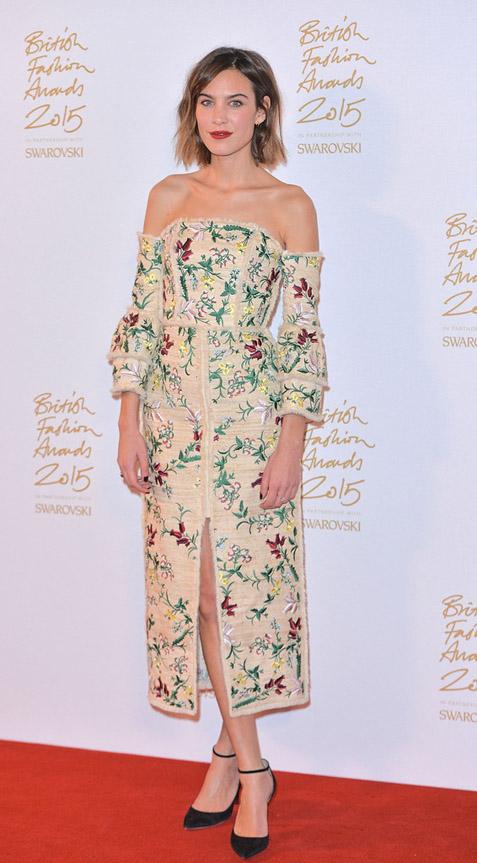 1. Alexa-Chung-British-Fashion-Awards-2015