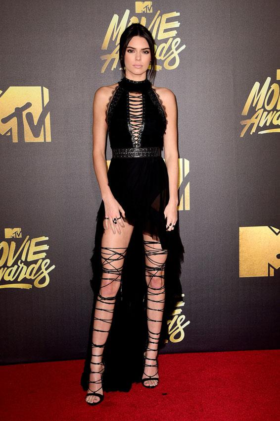 Kendall Jenner looks