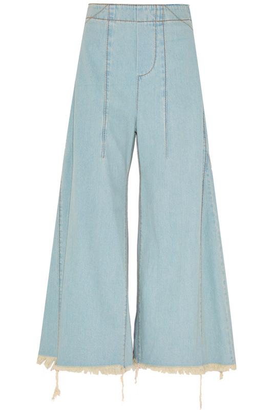Pantalones de campana de chloe