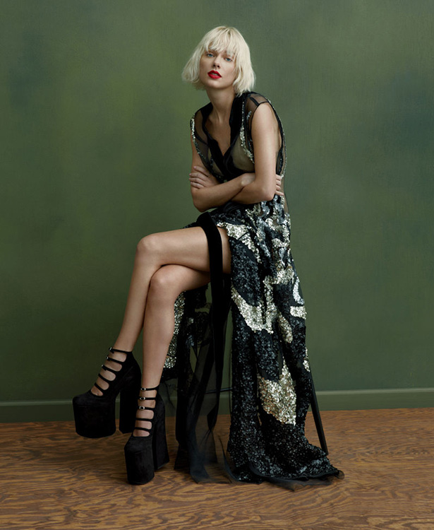 Taylor Swift para Vogue USA