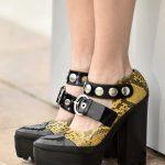 Los zapatos de Marion Cotillar en Cannes