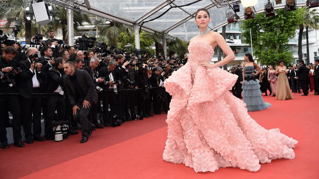 celebrities en el festival de cannes 2016