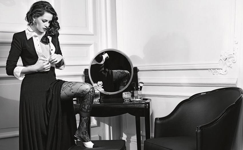 "Campaña Métiers d'art ""París en Roma"" 2015/16. Foto: Karl Lagerfeld"