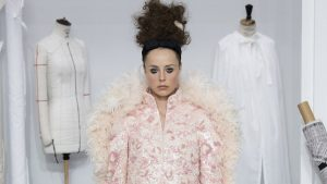 desfile chanel alta costura en paris fashion week