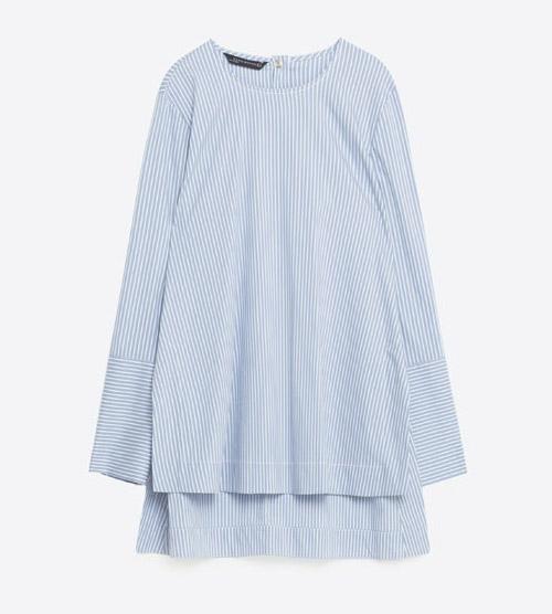 blusa zara de olivia palermo