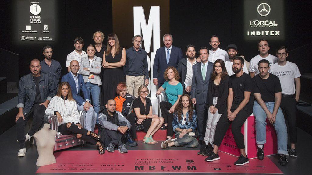 Madrid Fashion Week 2016/17