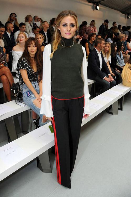 olivia palermo looks fashion week septiembre de2016