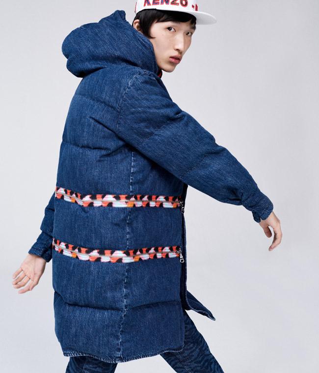 Kenzo para H&M