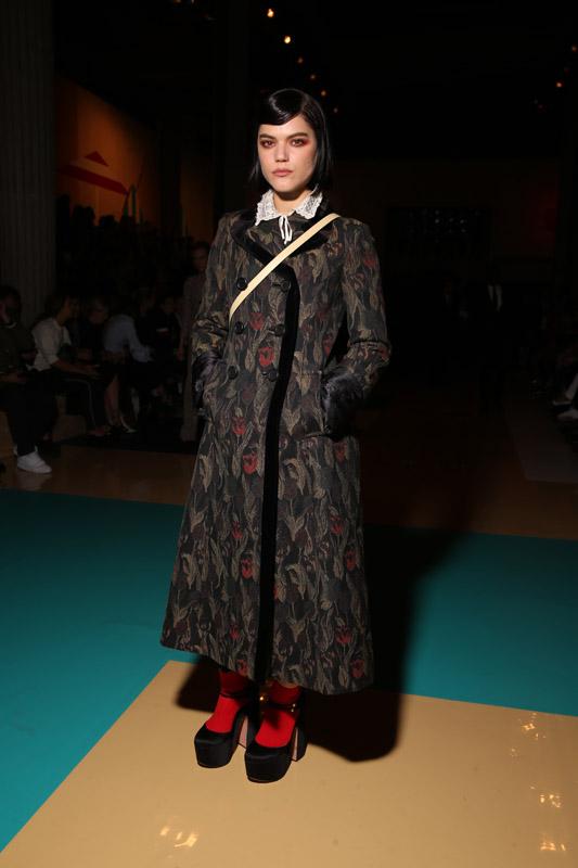 Miu Miu Paris Fashion Week octubre 016