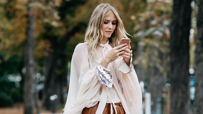 Streetstyle Paris Fashion Week, septiembre 2016