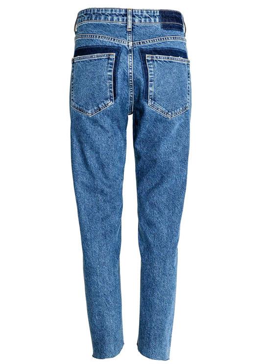 mom jeans de hm