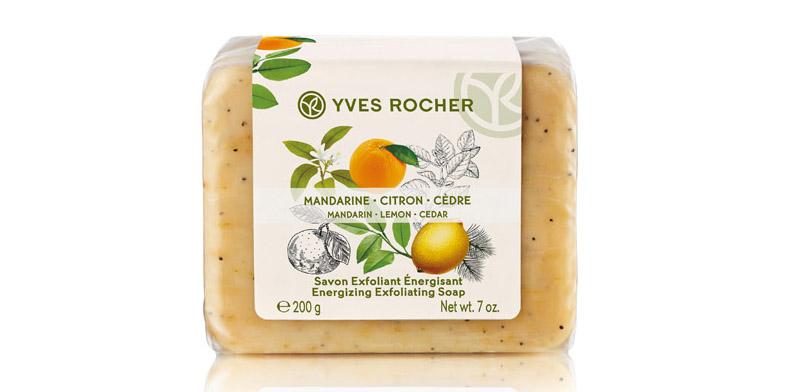 Yves rocher Plaisir Nature - Mandarine Citron Cedre