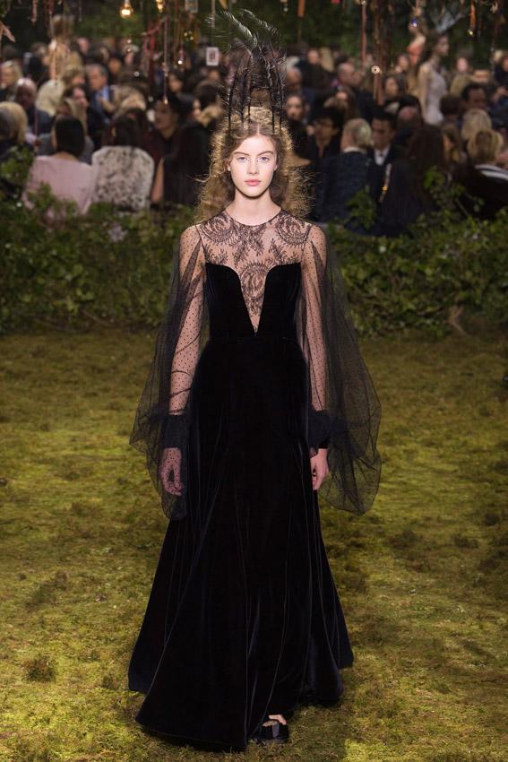 Dior alta costura primavera/verano 2017