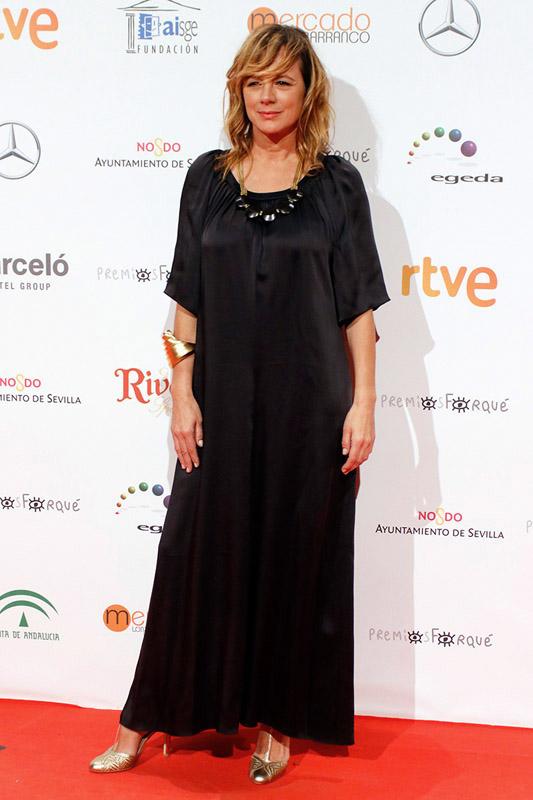 famosos en los premios José María Forqué 2017