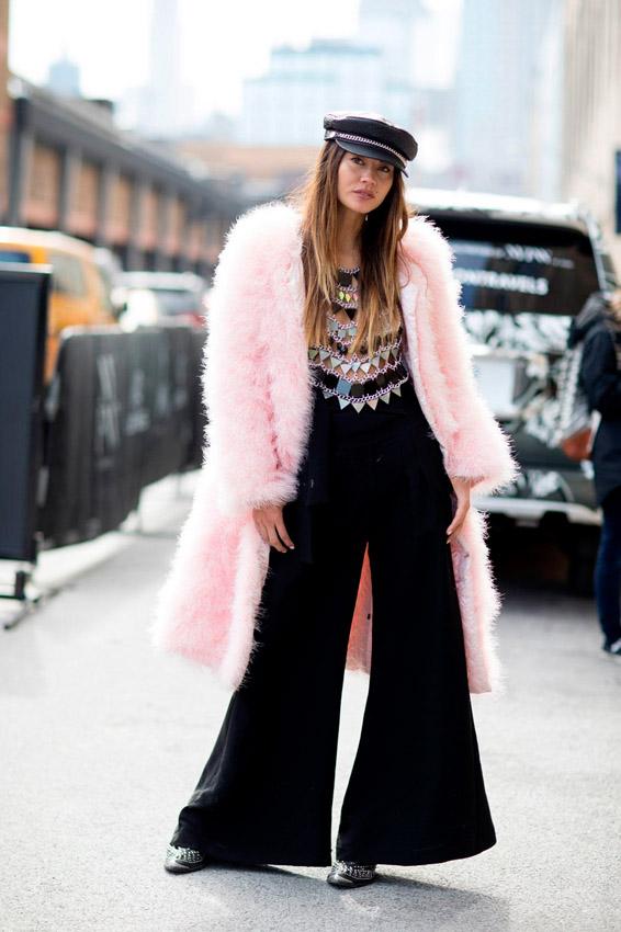 Nueva York Fashion Week febrero 2017