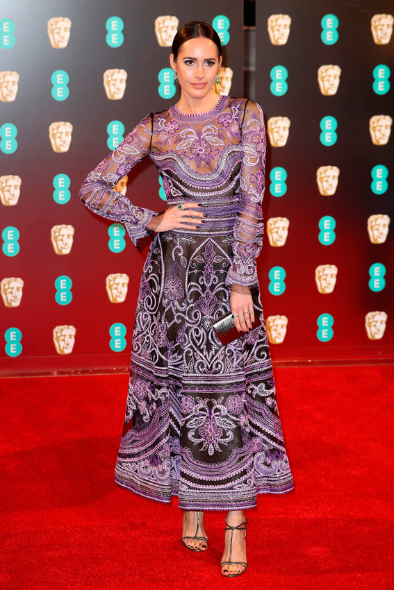 Bafta´s 2017 red carpet