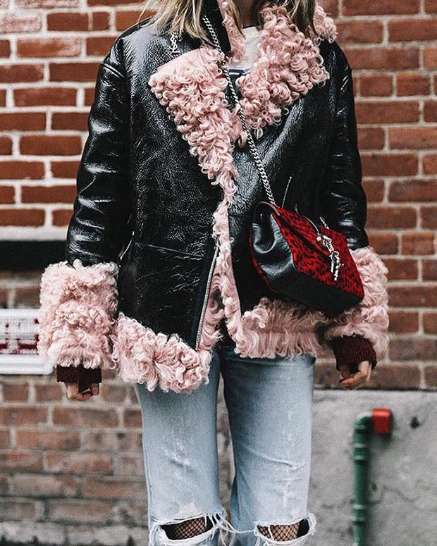 street style Nueva York Fashion Week febrero 2017