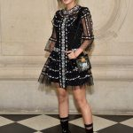 bloggers en el desfile de dior en paris fashion week