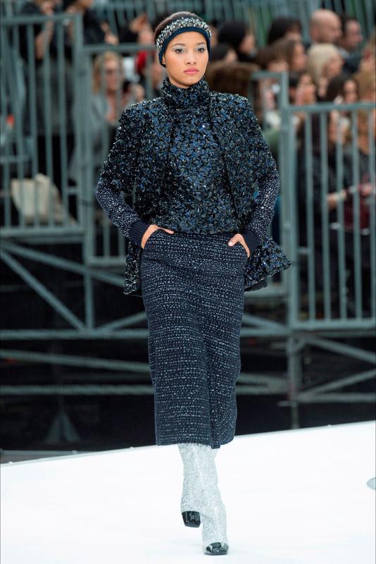 Chanel fall/winter 2017/2018
