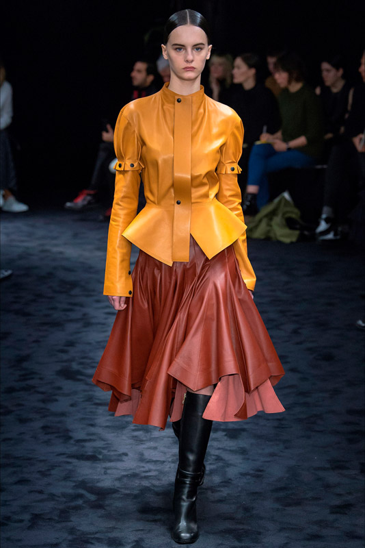 loewe en paris fashion week, marzo 2017
