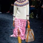 loewe en paris fashion week, marzo 2017