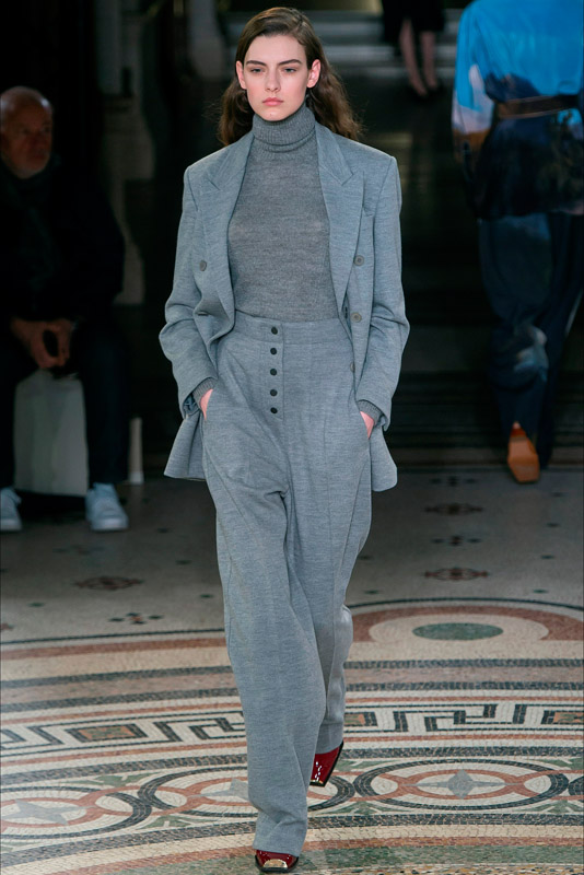 Stella McCartney paris fashion week fall/winter, marzo 2017