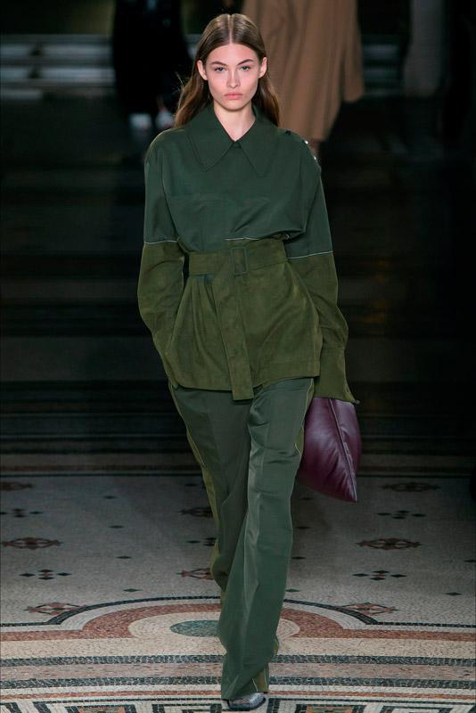 Stella McCartney paris fashion week fall/winter, march 2017