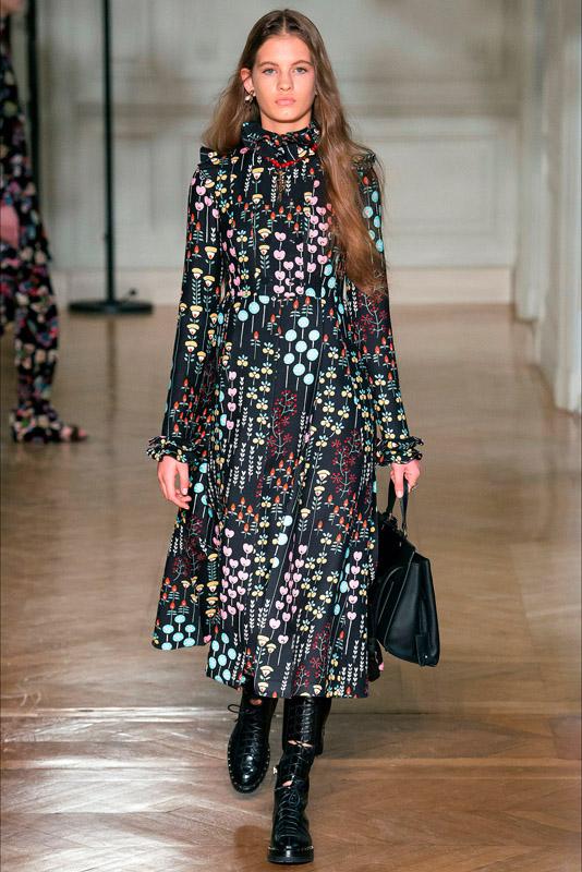 Paris fashion week, marzo 2017