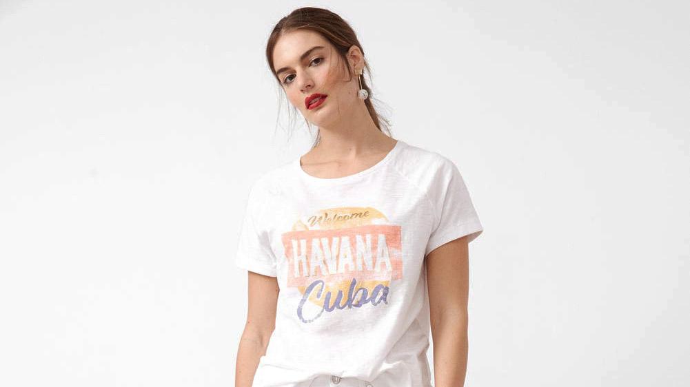 el clon de la camiseta de chanel coco cuba