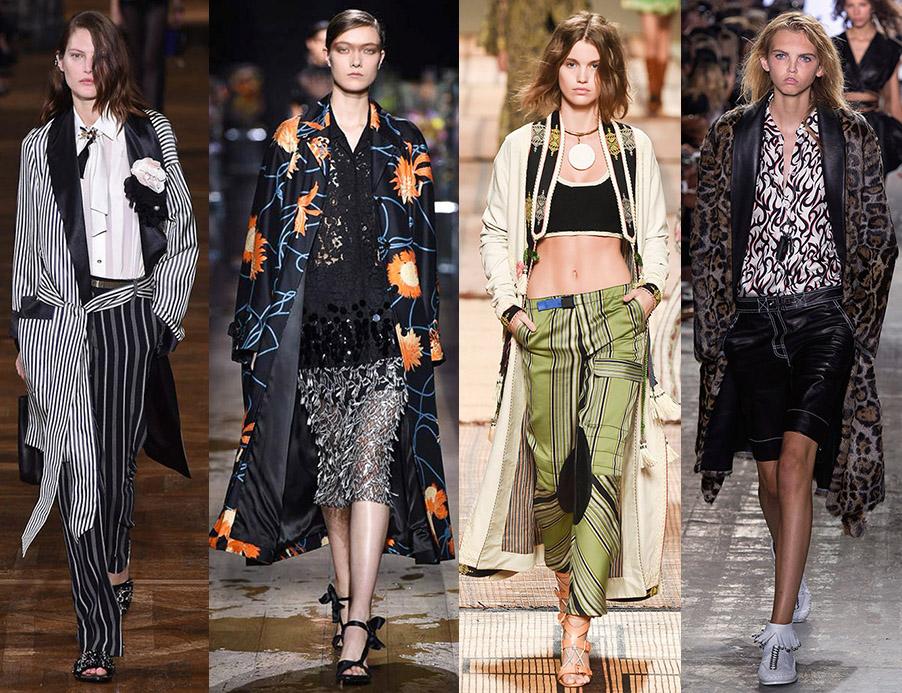 kimonos 2017 lanvin, etro, Alexander wang, Dries Van Noten