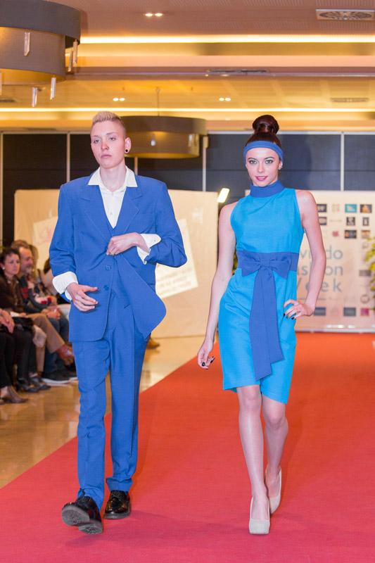 Majoesló en oviedo fashion week