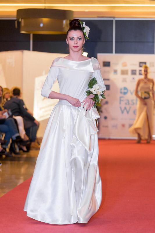 Majoesló vestido de novia convertible, oviedo fashion week