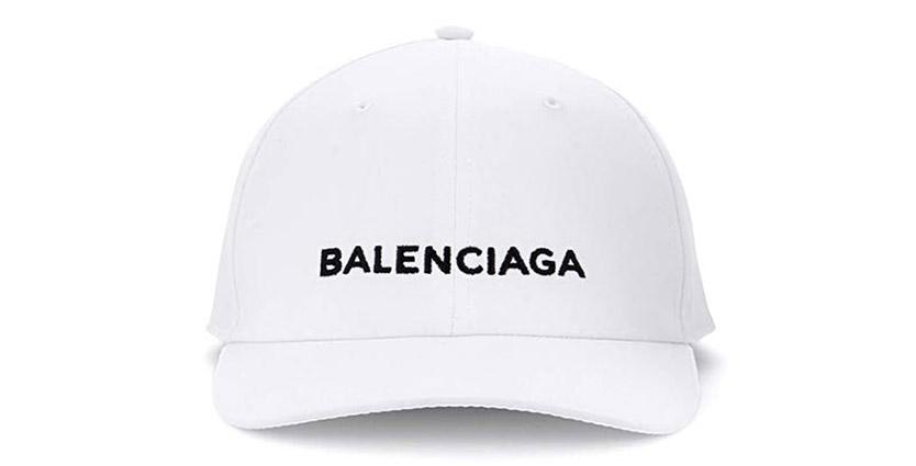 gorra de balenciaga primavera 2017
