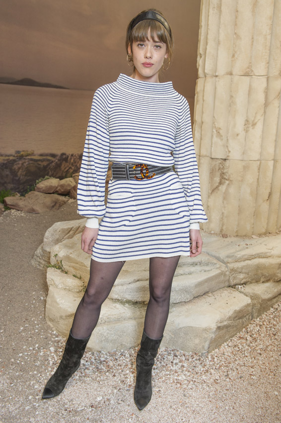 Celebrities Chanel Cruise 2017/2018