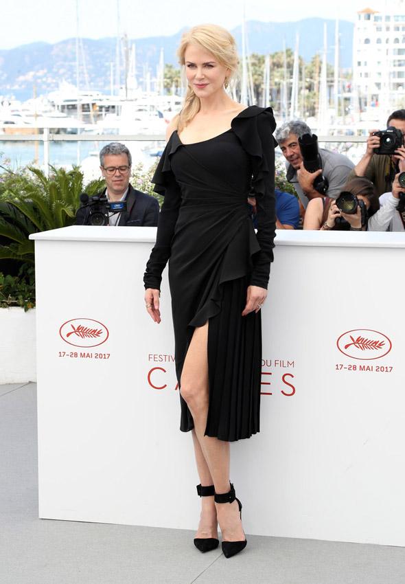 alfombra roja del Festival de Cannes 2017
