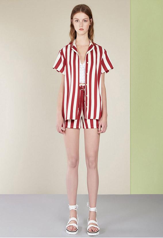 shorts verano 2017 red valentino