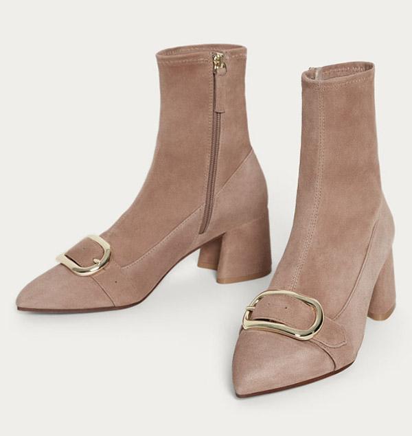 uterque Sock boots