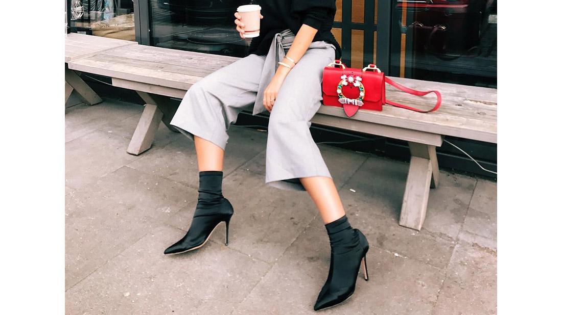 socks boots 2017