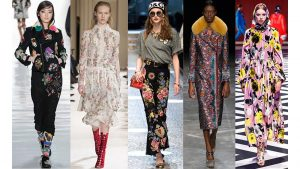 trendencias flower fall 2017/18