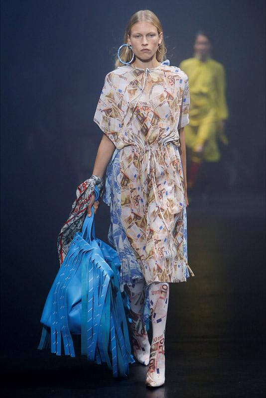 Balenciaga ss18 paris fashion week
