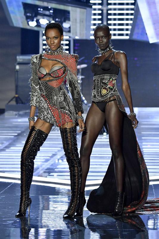 desfile Victoria Secret 2017 show