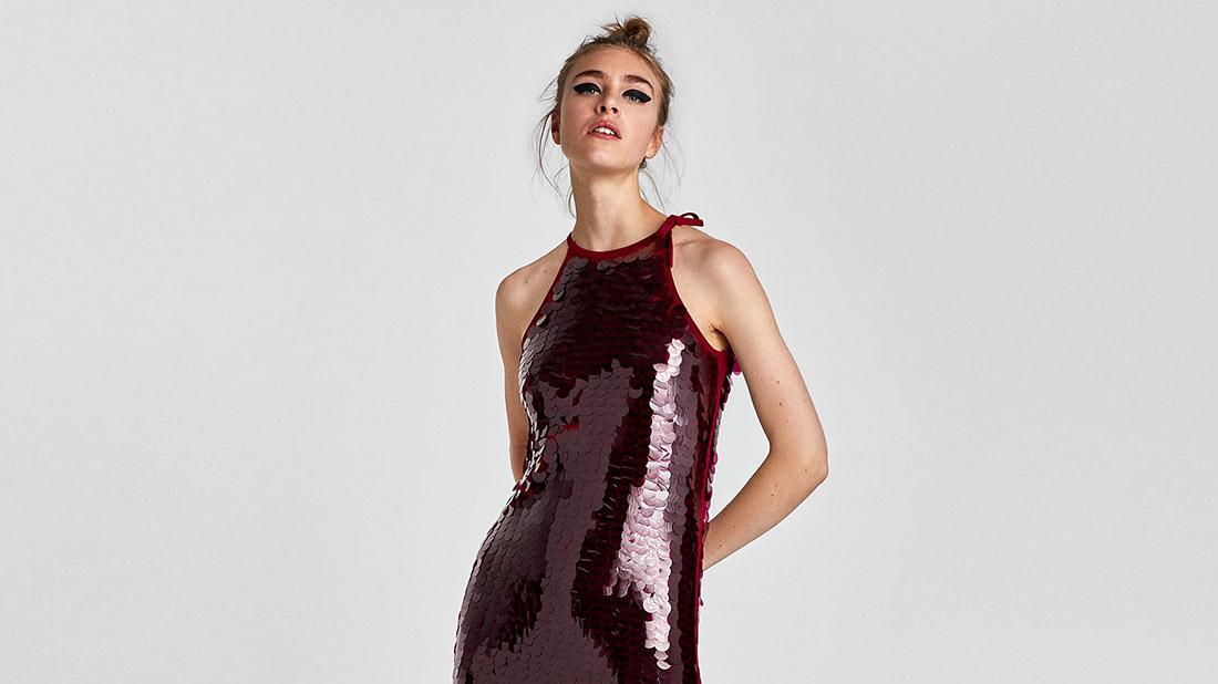 vestidos para noche vieja 2017