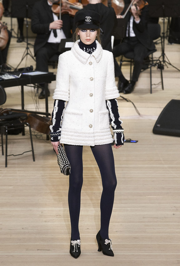 desfile chanel paris-hamburgo 2017/18