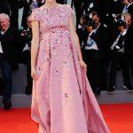 celebrities en el festival de venecia