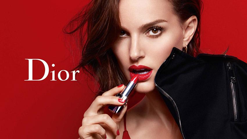 barra de labios rouge dior