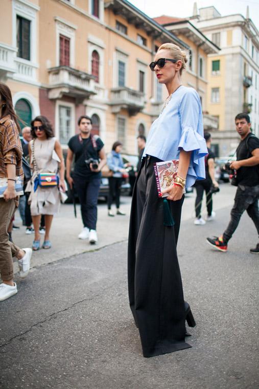 street style milan fashion week