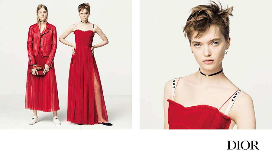 Dior's First Campaign Under Maria Grazia Chiuri