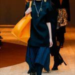Celine paris fashion week fall/winter, marzo 2017