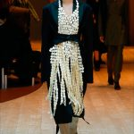 Celine in paris fashion week fall/winter 2017