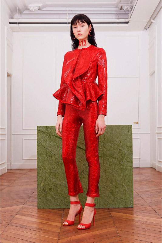 givenchy paris fashion week, marzo 2017